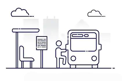 USTEA exige ayudas al transporte público