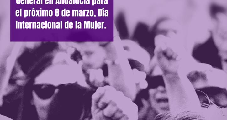 USTEA convoca jornada de Huelga General el 8 de Marzo
